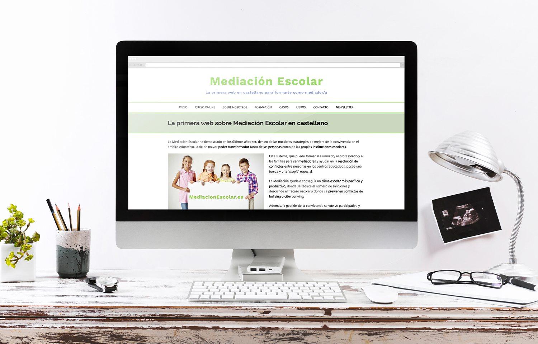 Blog Mediación Escolar trabajo SEO