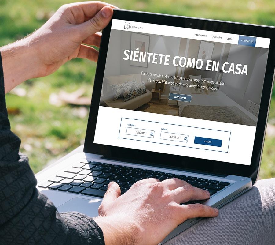 Mk77 apartamentos León web