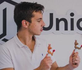 Alejandro Frades marketing Uniqoders