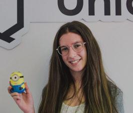 Lorena García programadora Uniqoders